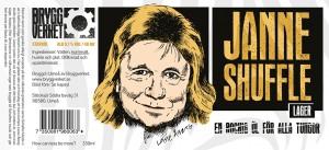 Bryggverkets nya öl Janne Shuffle